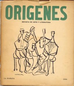 Dibujo de CB. Origenes. Nº 40, 1956.