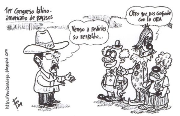 Periódico LA PRENSA. Honduras.
