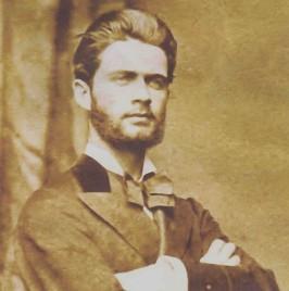 Domingo Rivero (Arucas, Gran Canaria, 1852-Las Palmas de G. C., 1929).