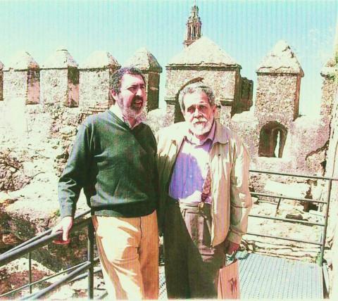Francisco José Cruz y MDM en Carmona (Sevilla). Foto Chari.