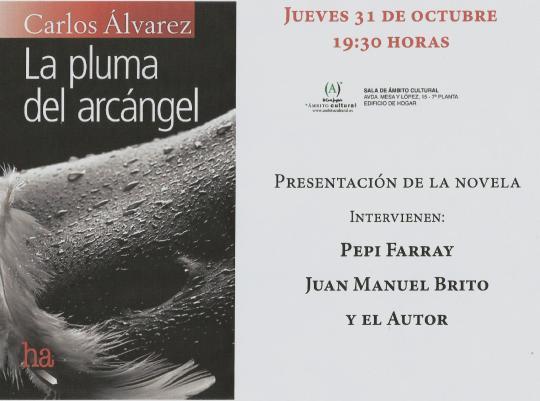 Carlos Alvarez libro