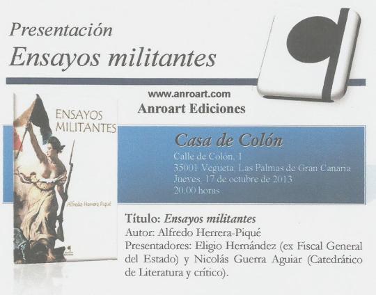 Herrera Piqué libro