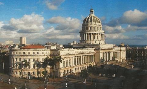 Capitolio Nacional. La Habana.