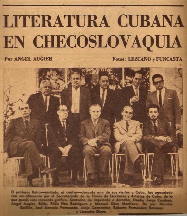 Grupo de escritores
