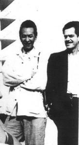 Lam y José Lorenzo