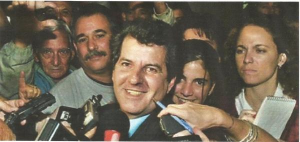 El entonces presidente checo y líder de la Primavera de Praga propuso a Payá para el Premio Nobel de la Paz.