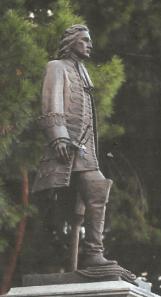 Blas de Lezo estatua