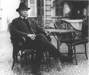 Edgar Lee Masters (Kansas, 1868-Pensilvania, 1950). Abogado y poeta norteamericano.