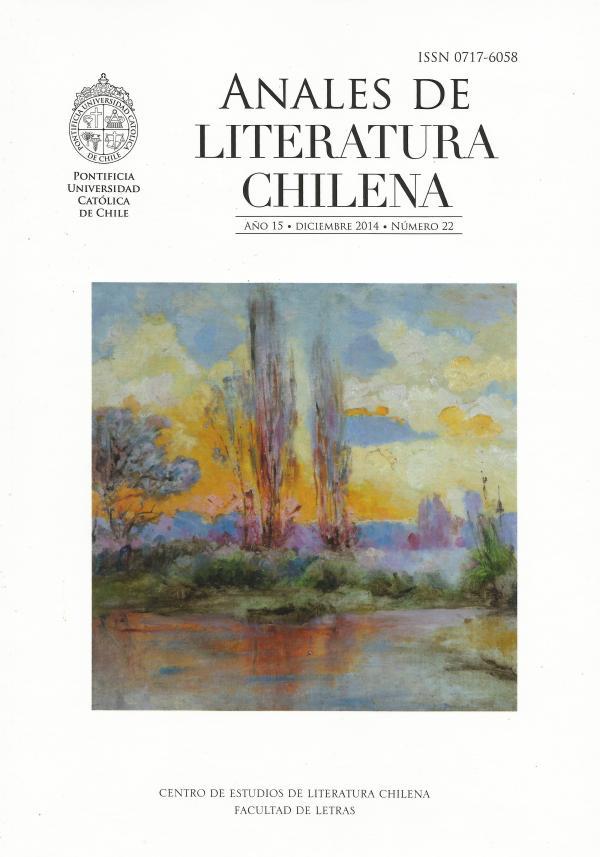 Anales Literatura Chilena
