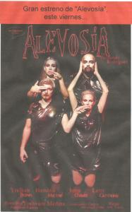 ArtSpoken afiche 1