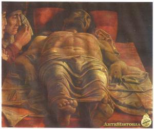 Cristo de Mantegna