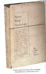 Ant Spoon River libro