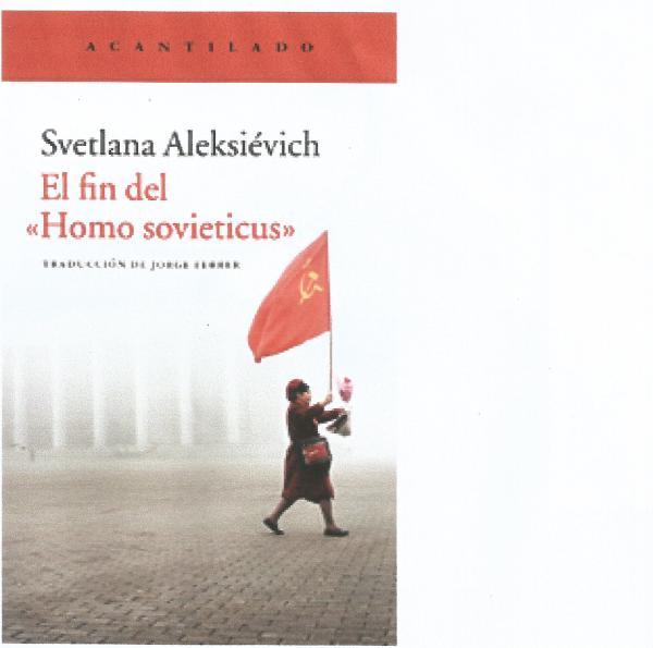 Homo Sovieticus libro