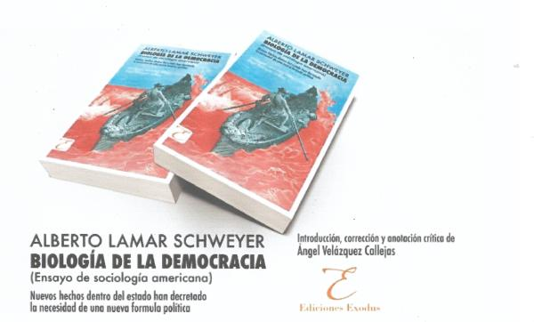 Alberto Lamar libro