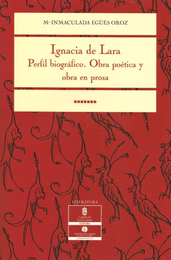 Ignacia de Lara libro