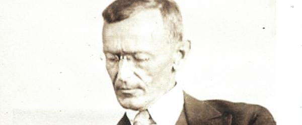 Hermann Hesse foto