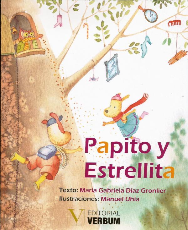 Gabi Papito Estrellita libro